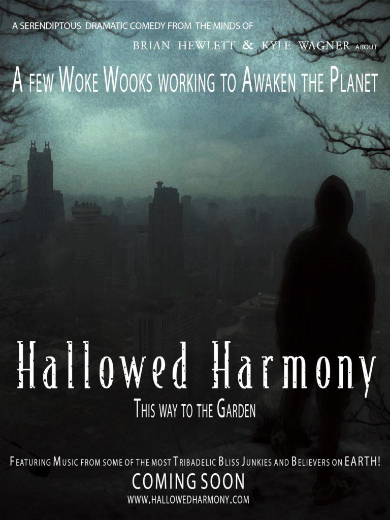 Hallowed Harmony Teaser Poster